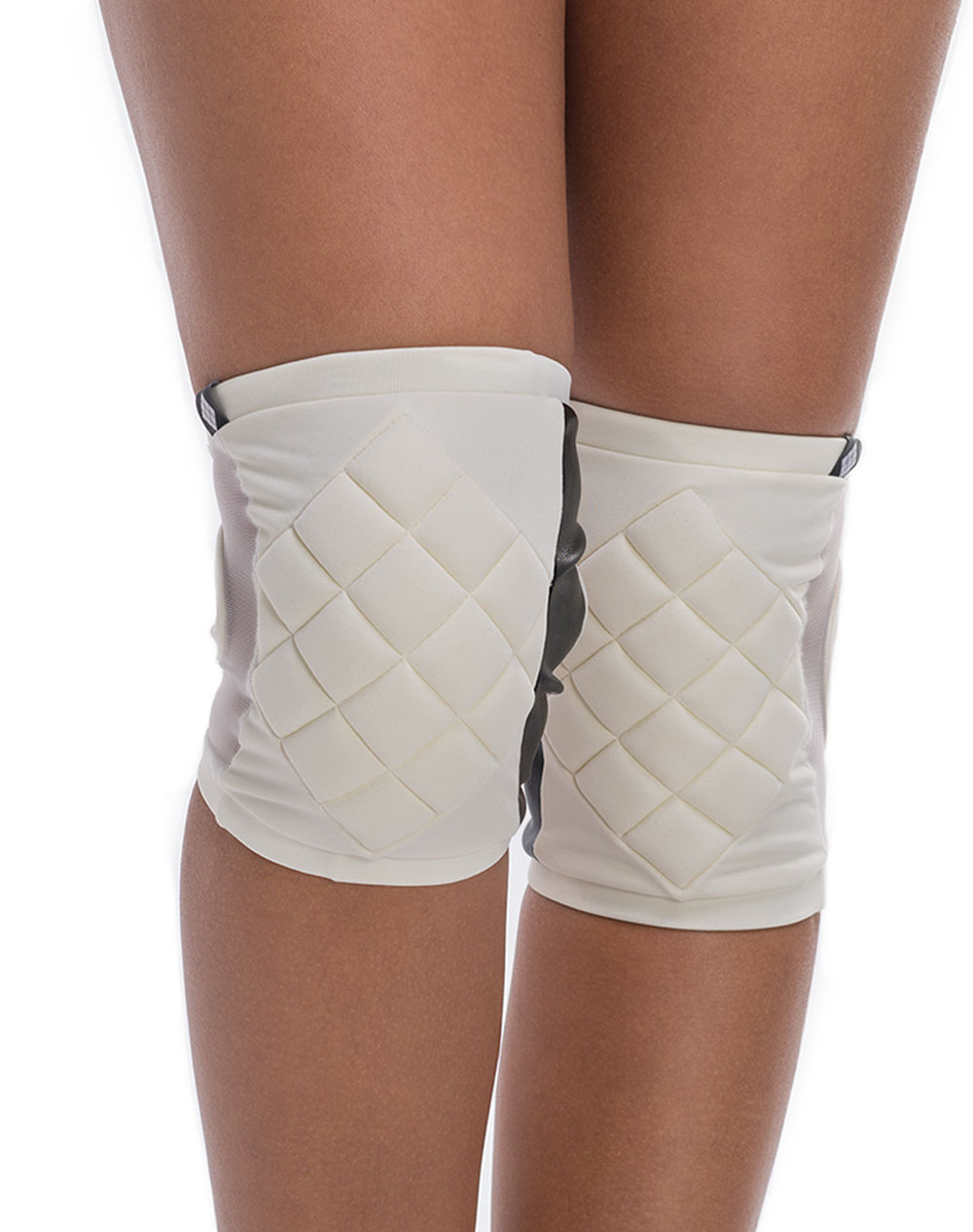 Knee Pads - Ivory white