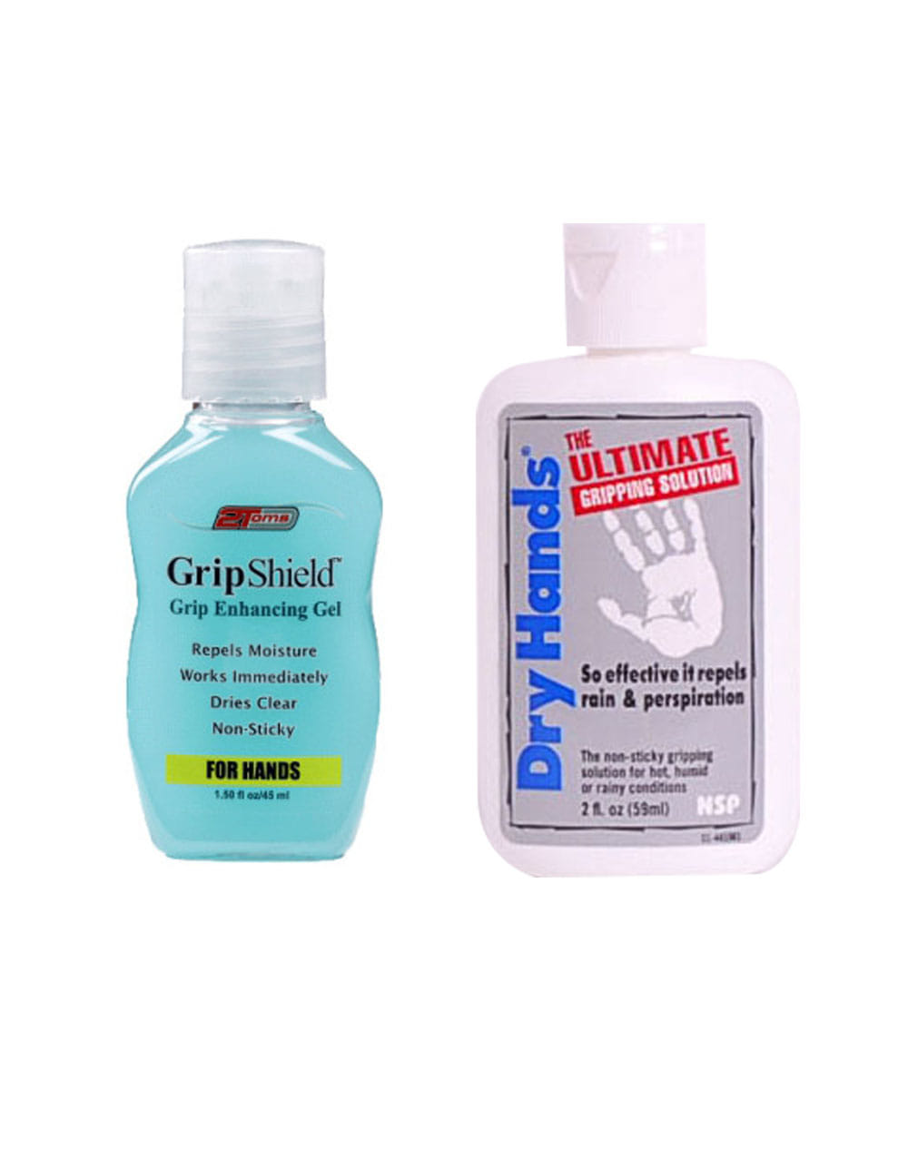 Grip Shield & Dry Hands