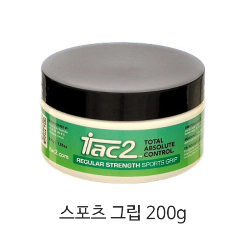 iTac2 Sports Grip Regular Strength 200g